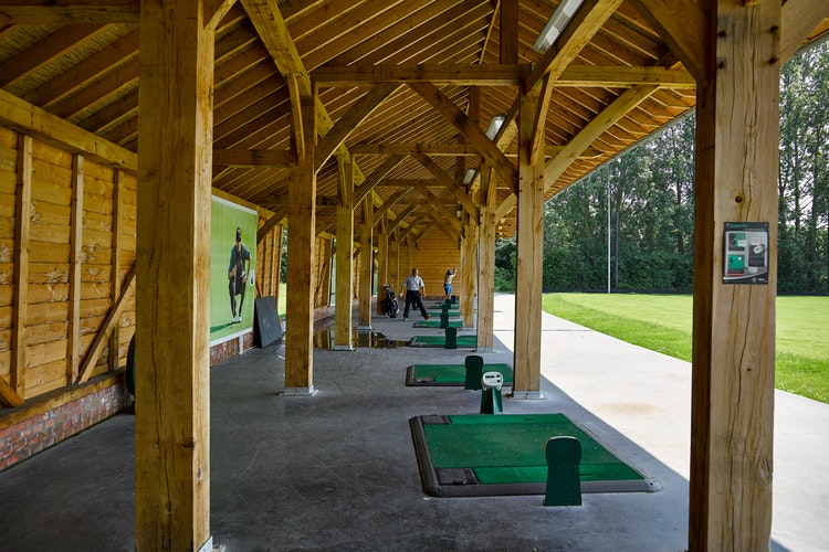 Heritage Buildings - Driving Range 2